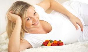 كيف يتم تغذية الحامل أثناء حملها للمحافظه علي الجنين