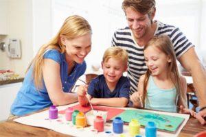ماهو أول طريق تربية الأطفال ؟؟