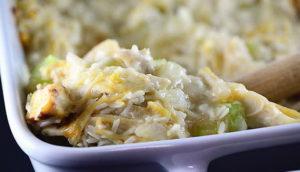 وصفة حلوي الأرز بالقشطة والبلح