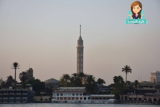 سعر تذكرة برج القاهرة