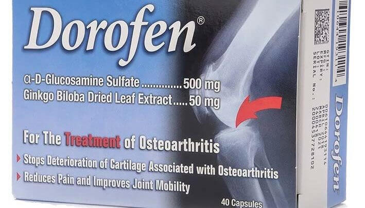 Photo of دوروفين لعلاج التهاب المفاصل